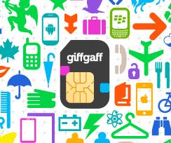 GiffGaff Sim Cards
