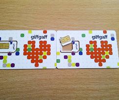 Micro Sim Cards